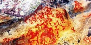 Bhimbetaka rock art