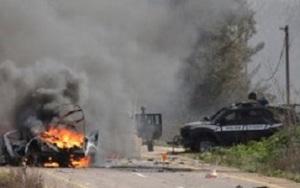 Hezbollah attack