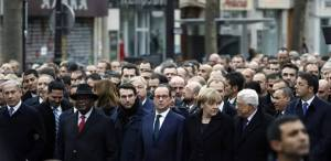 World is with France