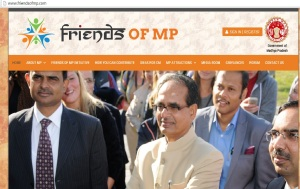 friendsofmp website