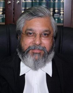 Justice Madan B Lokur