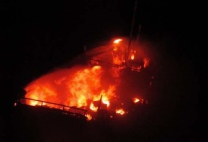terror boat