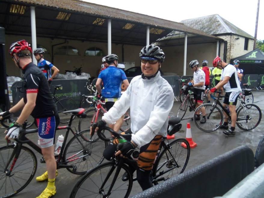 Andy Pardoe Charitycyclist4