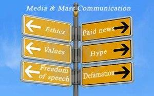 Media and mass Communication