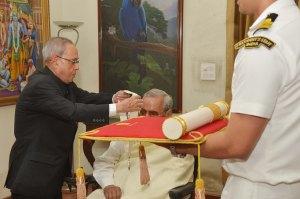 President confers Bharat Ratna on Atal Bihari Vajpayee