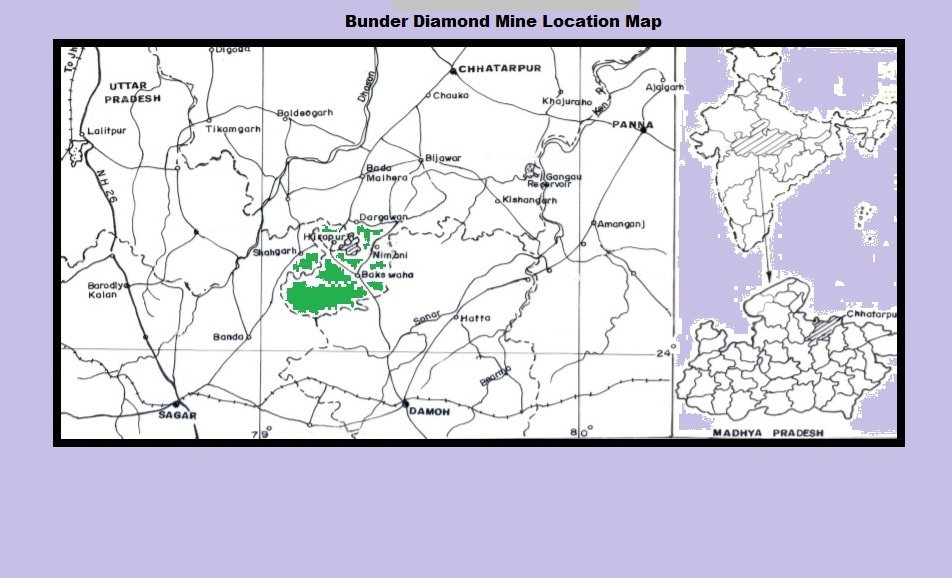 Bunder Diamond Mine