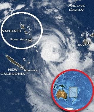 Tropical Cyclone Pam