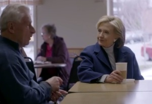 Hillary Clinton running for President