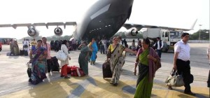 indian nationals evacuated-nepal