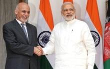 Narendra Modi-Mohammad Ashraf Ghani 2