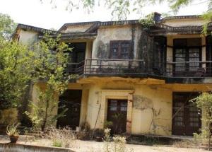 Haunted house,  in Valmiki Nagar, Thiruvanmiyur (representative image)