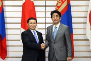 Japan-Mongolia-Summit