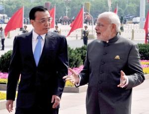 Prime Minister Narendra Modi-Chinese Premier Li Keqiang