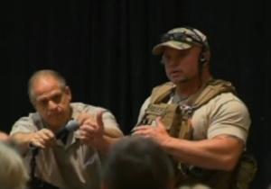 two gunmen killed-Dallas area