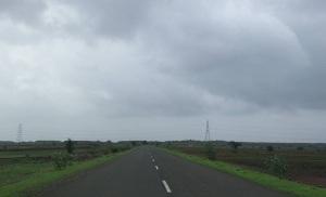 Madhya Pradesh Road sector