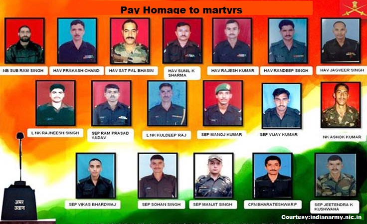 martyr soldiers