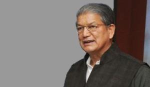 Uttarakhand Chief Minister Harish Rawat