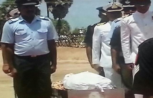Last rites of former President APJ Abdul Kalam