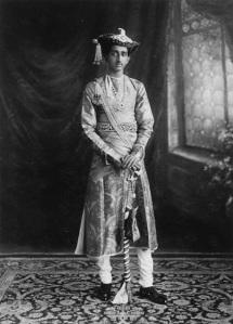 Maharaja Yeshwant Rao Holkar
