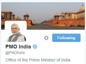 PM tweet