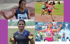sprinter dutee chand