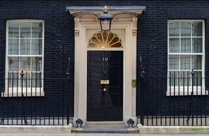 UK 10 downing street