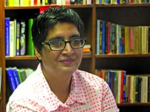 Director of T2F Sabeen Mamud