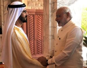 Modi-UAE