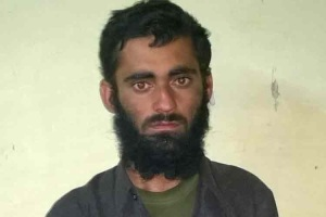 Sajjad Ahmad, the Pakistani terrorist caught alive by Indian forces in kashmir on 27 August 2015