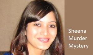 Sheena murder mystery