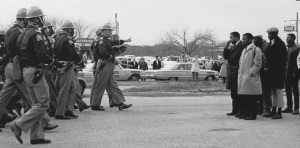 USA-Struggle for voting rights