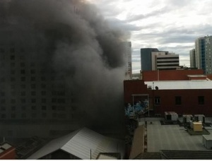 adelaide fire
