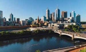australia view