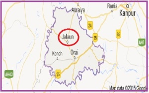 jalaun, UP