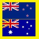 OZ-NZ flag