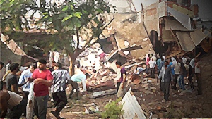 Petlawad explosion