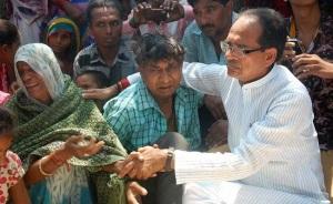 CM chauhan at jhabua
