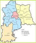 delhi ncr map