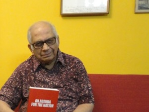 Eminent scientist PM Bhargava