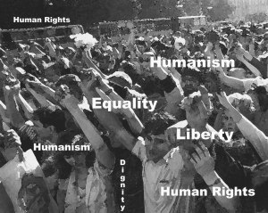 humanism and human rights