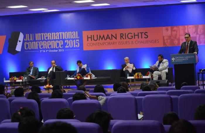 JLU-International Conference on Human Rights