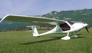 microlight aircraft virus SW80