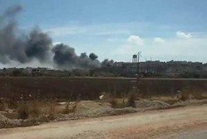 Syria_Russian air strikes
