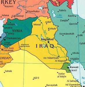 Syria-Iraq-Turkey