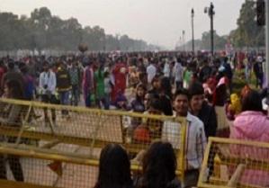 Nirbhaya protest in Delhi
