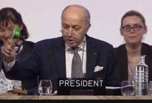 Paris Agreement is adopted