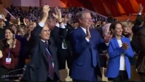 Paris deal was greeted by cheers and excitement