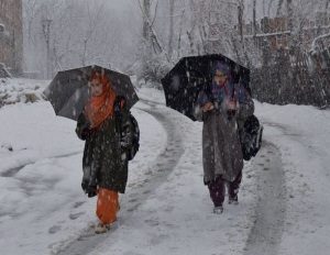 snowfall in jammu