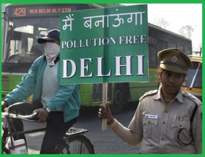 Delhi odd-even plan
