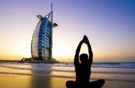 Dubai Yoga festival